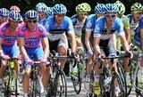 """E.Šiškevičius """"Tour du Limousin"""" dviračių lenktynėse smuktelėjo į 3-iąją vietą"""