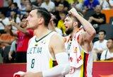 FIBA reitingas: Lietuva yra geriausia dvi pergales po pirmojo etapo turinti komanda