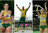 Paaiškėjo Lietuvos komandos sudėtis Europos lengvosios atletikos čempionate