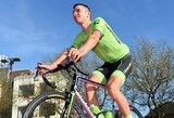 """R.Navardauskas pirmajame """"Giro d'Italia"""" etape – 26-as"""