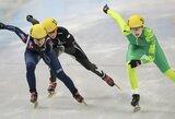 A.Sereikaitė Kinijoje tęsia kovą dėl olimpinio kelialapio