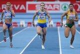 Europos lengvosios atletikos čempionate dalyvaus 24 lietuviai
