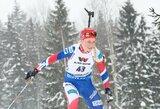 Norvegijos moterų biatlono rinktinė po trejų metų pertraukos tapo pasaulio čempione
