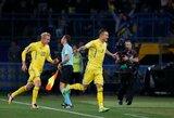 Pasaulio čempionato atranka: A.Yarmolenko dublis ir Makedonijos pergalė