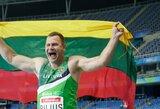 Paaiškėjo sportininkai, atstovausiantys Lietuvai šių metų pasaulio neįgaliųjų čempionatuose