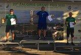 Tarptautinėse Žalgirio Didžiojo prizo varžybose keturi lietuviai pateko į finalus ir pelnė du medalius