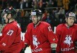 N.Ališauskas KHL rungtynėse žaidė epizodiškai, T.Kumeliauskas debiutavo VHL