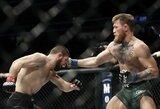 """""""UFC 242"""" turnyre pasirodys ir C.McGregoras?"""