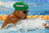 Europos plaukimo čempionate dalyvaus geriausi Lietuvos plaukikai