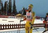 Atvirajame Lietuvos slidinėjimo čempionate – M.Vaičiulio triumfas