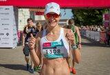 Olimpietės patarimai bėgikams: įvertink savo jėgas bei kruopščiai rinkis avalynę