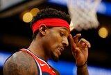 B.Bealo agentas sureagavo į galimus NBA žvaigždės mainus