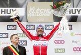 Dviračių lenktynes Belgijoje laimėjo J.Rodriguezas, E.Juodvalkis finišo nepasiekė