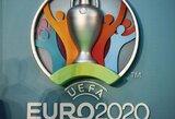 ESPN: Italijos futbolo federacija ketina prašyti UEFA nukelti Europos čempionatą