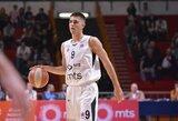 """60-asis NBA šaukimas iš Serbijos: """"Esu pasirengęs žaisti NBA"""""""