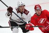 """Rygos """"Dinamo"""" nutraukė pralaimėjimų seriją KHL lygoje"""