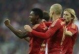 "Vokietijoje - dar viena ""Bayern"" klubo pergalė"