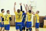 """Lietuvos tinklinio čempionate – dvi """"Etovio"""" pergalės"""