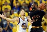 Tarp perkamiausių NBA marškinėlių – žvaigždės ir lygos naujokas