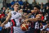 Jonavos klubo žaidėjai įvertino neeilinę patirtį rungtynėse su Ballų ekipa