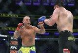 """Daugiau nei 50 kartų MMA narve kovojęs W.Silva pradeda jausti pasekmes: """"Po mirties savo smegenis paaukosiu tyrimams"""""""