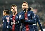 Neatvykimas į PSG treniruotes Neymarui kainuos brangiai: brazilas praras tūkstančius eurų
