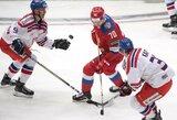 Euroturo ledo ritulio turnyre pergales šventė rusai ir suomiai