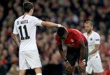 """""""Man United"""" nesutinka pratęsti kontrakto su P.Pogba, PSG už jį pasiūlė 2 žaidėjus"""