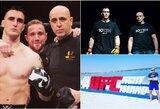 """M.Bukausko galimybes geriausiai žinantis žmogus: """"UFC dar nematė visko, ką sugeba Modestas"""""""