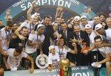 """Turkijos čempionė """"Pinar Karsiyaka"""" veikiausiai negaus vardinio kvietimo į Eurolygą"""