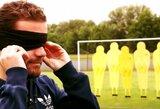 """""""Manchester United"""" saugas sužibėjo """"aklų"""" baudos smūgių konkurse"""