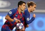 L.Suarezas netikėtai gali sugrįžti į savo jaunystės klubą