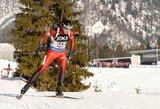 Geriausi Lietuvos biatlonininkai pradėjo atvirąjį Norvegijos čempionatą