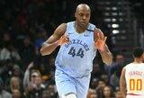 """""""Grizzlies"""" veteranas nesitiki gerų NBA atkrintamųjų"""