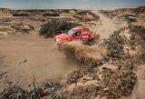 A.Juknevičius oficialiai pripažintas Dakaro ralio legenda