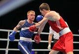 Pamatykite: E.Petrauskas bokso turnyre Suomijoje patyrė apmaudų pralaimėjimą