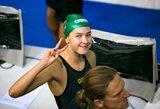 K.Teterevkova pateko į dar vieną finalą, J.Kebliui trūko 0.01 sek.