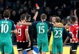 """Čempionų lyga: T.Henry """"Monaco"""" ir toliau lieka be pergalių, o nukraujavę """"Tottenham"""" neįveikė PSV"""