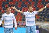 """Amžinojo miesto derbyje lygiosios tarp """"Lazio"""" ir """"Roma"""" komandų"""