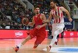 """""""Khimki"""" įveikęs CSKA pratęsė pergalių seriją Vieningoje lygoje"""