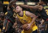 """""""Pacers"""" nori pakeisti žaidimo stilių: gali paliesti ir D.Sabonį"""