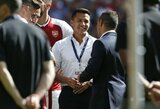 "A.Sanchezas atliko medicininį patikrinimą ""Manchester United""?"