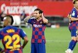 """Šansas """"Real"""": """"Barcelona"""" ir """"Sevilla"""" susitikimą baigė be įvarčių"""