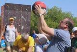 Olimpinė diena: premjeras S.Skvernelis susipažino su neįgaliųjų sporto šakomis