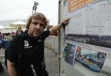 B.Vanago gerbėjų kelionė į Pietų Ameriką – įveikė Dakaro ralio atstumą