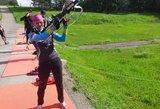 Paaiškėjo atviro Lietuvos vasaros biatlono čempionato nugalėtojai