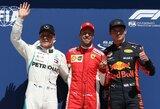 """S.Vettelis padėjo """"Ferrari"""" pirmą kartą per 17 metų laimėti Kanados GP kvalifikaciją"""