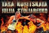 J.Stoliarenko sugrįžimas į UFC narvą – jau šį savaitgalį