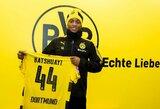 """M.Batshuayi: """"Persikėliau į Dortmundą, nes man patinka Betmenas ir Kempiniukas"""""""