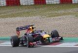 Trečiose Vokietijos GP treniruotėse dominavo S.Vettelis